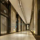 Luxury Hotel Corridor Design