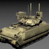 M2a3 Era Bradley Tank