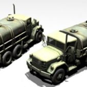 M35a2 Military Truck