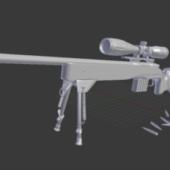 M40a3 Sniper Rifle Gun
