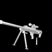 M99a1 Barrett Sniper Rifle