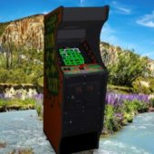 Make Trax Arcade Machine