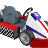 Mario Kart Car