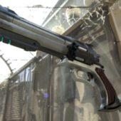 Mccree Revolver Gun