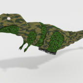 Mechanic Dinosaur