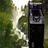 Monaco Gp Arcade Machine