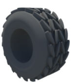 Monster Truck Tyre