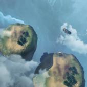 Movie Avatar Mountain