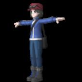 Npc Pokemon Character