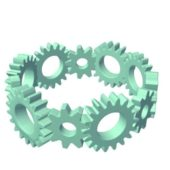 Machine Ring Gears