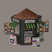 News Stand Shop