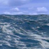 Ocean Wave Animation