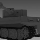 Panzer Vi Tiger Tank