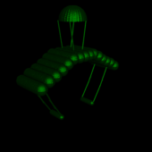 Parachute Sky Balloon