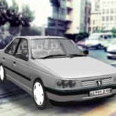 Car Peugeot 405