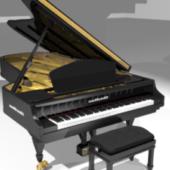 Grand Concert Piano