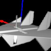 Plane Delta Rc