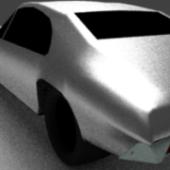 Pontiac Gto 69 Car