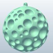 Medical Porous Sphere