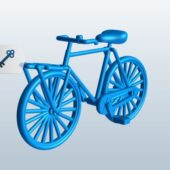 Vintage Porteur Bicycle