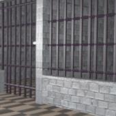 Metal Prison Cells
