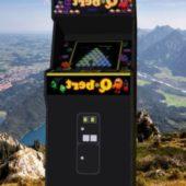 Q Upright Arcade Machine