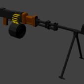 Rpd Rifle Gun