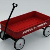 Radio Flyer Wagon Vehicle