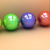 Realistic Balls