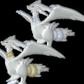 Reshiram Pokemon Character