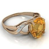 Jewelry Golden Ring