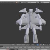 Robot To Jet Transformer