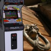 Rygar Upright Arcade Machine