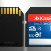 Camera Sd Card