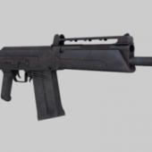 Saiga Gun