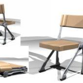 Sci Fi Folding Chair