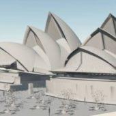 Sidney Opera Building