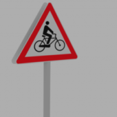 Road Sign Cycle