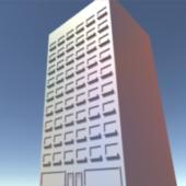 Simple High Rise Apartment Building