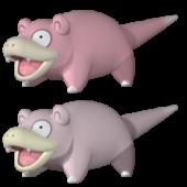 Slowpoke Pokemon Character
