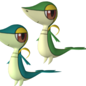 Snivy Pokemon Character