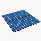 Square Solar Panels