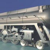 Some Locomotive Head Train