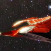 Future Spaceship Weapon