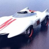 Speed Racer Car