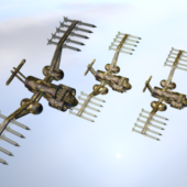 Aircraft With Weapons
