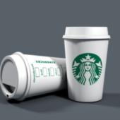 Starbucks Coffee Glass