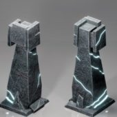 Gaming Future Stone Tower