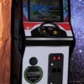 Super Monaco Gp Arcade Machine