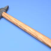 Wooden Survival Hammer
